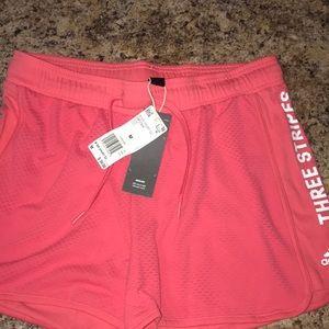 Adidas Three Stripes shorts